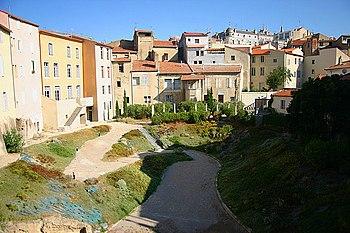 Français : Arènes romaines de Béziers.