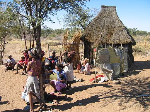 Bosjesmannendorp