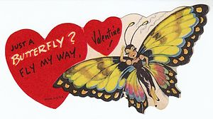 Children's Valentine, 1940–1950
