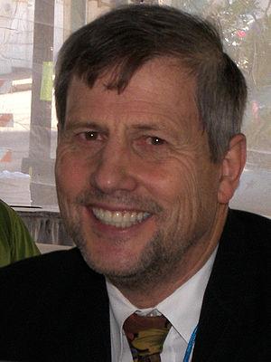 English: Karl Marlantes at the 2010 Texas Book...