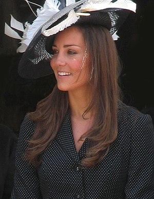 Family of Catherine, Duchess of Cambridge