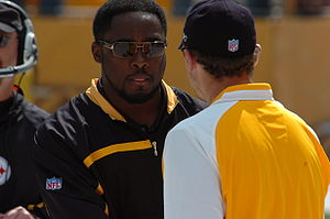 Pittsburgh Steelers coach Mike Tomlin - Septem...