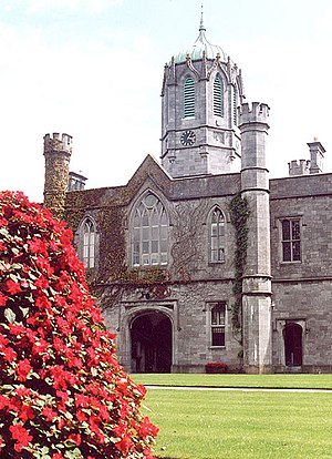 National University of Ireland, Galway.