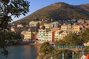 Nervi, Genoa, Italy.