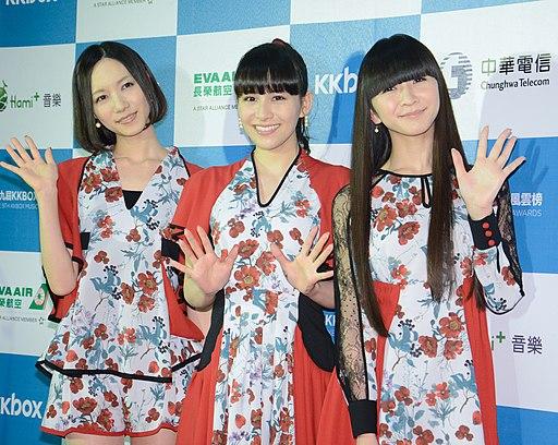 Perfume(パフューム)KKBOX 2014-02-22