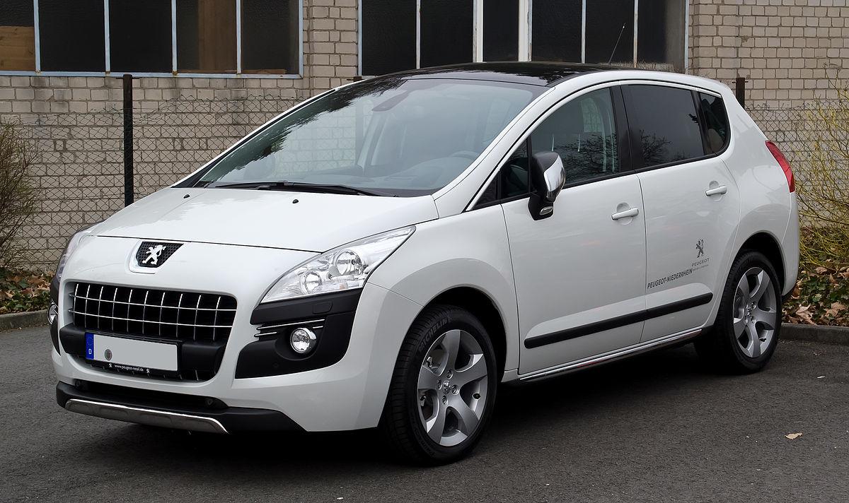 Peugeot 3008 I Wikipédia