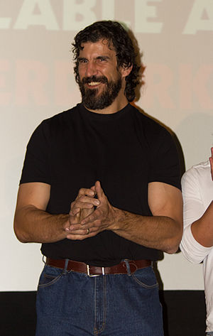 "Robert Maillet at the gala premiere of ""M..."