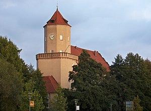 Deutsch: Schloss in Spremberg