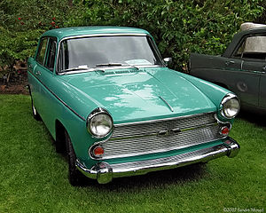 English: 1962 Austin Cambridge Sedan Photo by ...