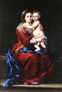Imagen Virgen del Rosario