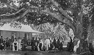 Catholic mission, Nauru