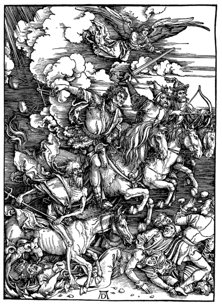 Albrecht Dürer... 434px-Durer_Revelation_Four_Riders