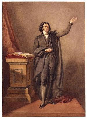 English: Edward Irving (1792-1834)