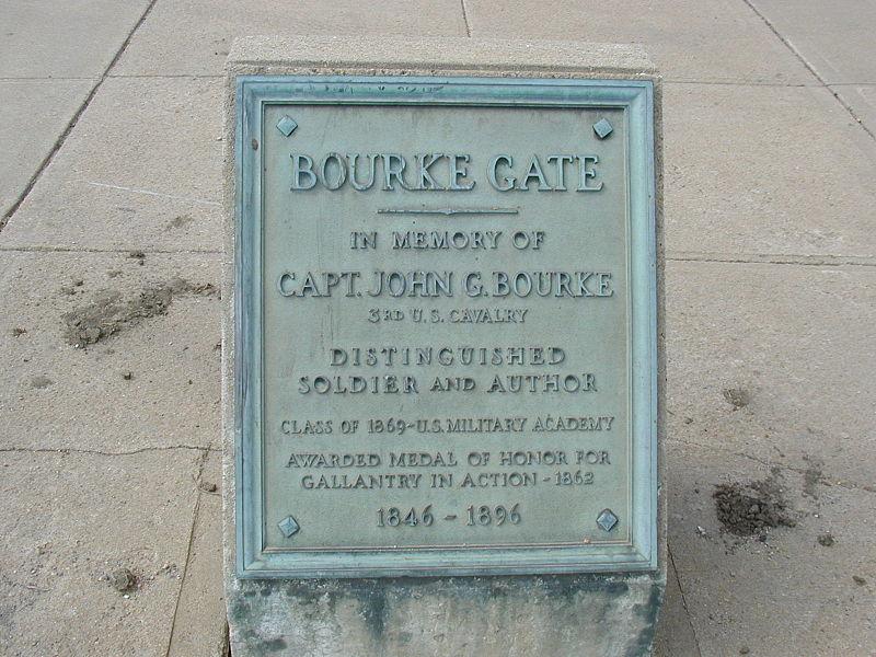 File:Fort Omaha, Bourke Gate plaque.jpg
