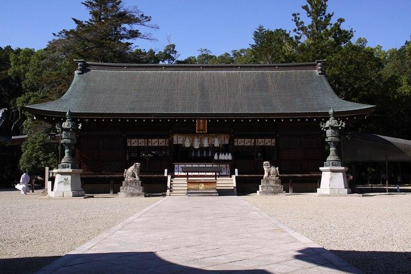 Izanagi-jingu Haiden