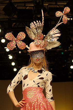 Manish Arora design (Spring 2007 collection) a...