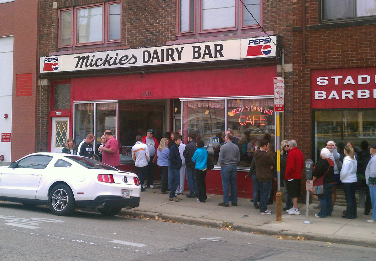 Mickies Dairy Bar Wikipedia