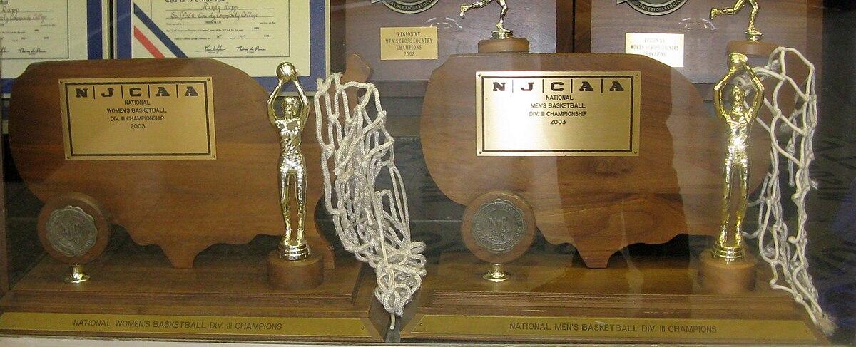 NJCAA Mens Division III Basketball Championship Wikipedia