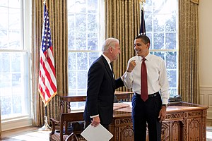 President Barack Obama and Vice President Joe ...