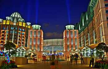 English: Resorts World Sentosa