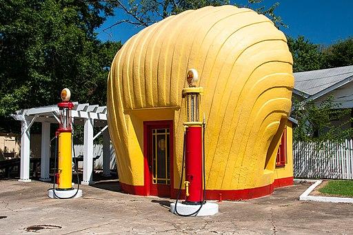 Shell Station-1