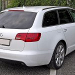 File Audi A6 C6 Avant 3 0 Tdi 20090504 Rear Jpg Wikimedia Commons