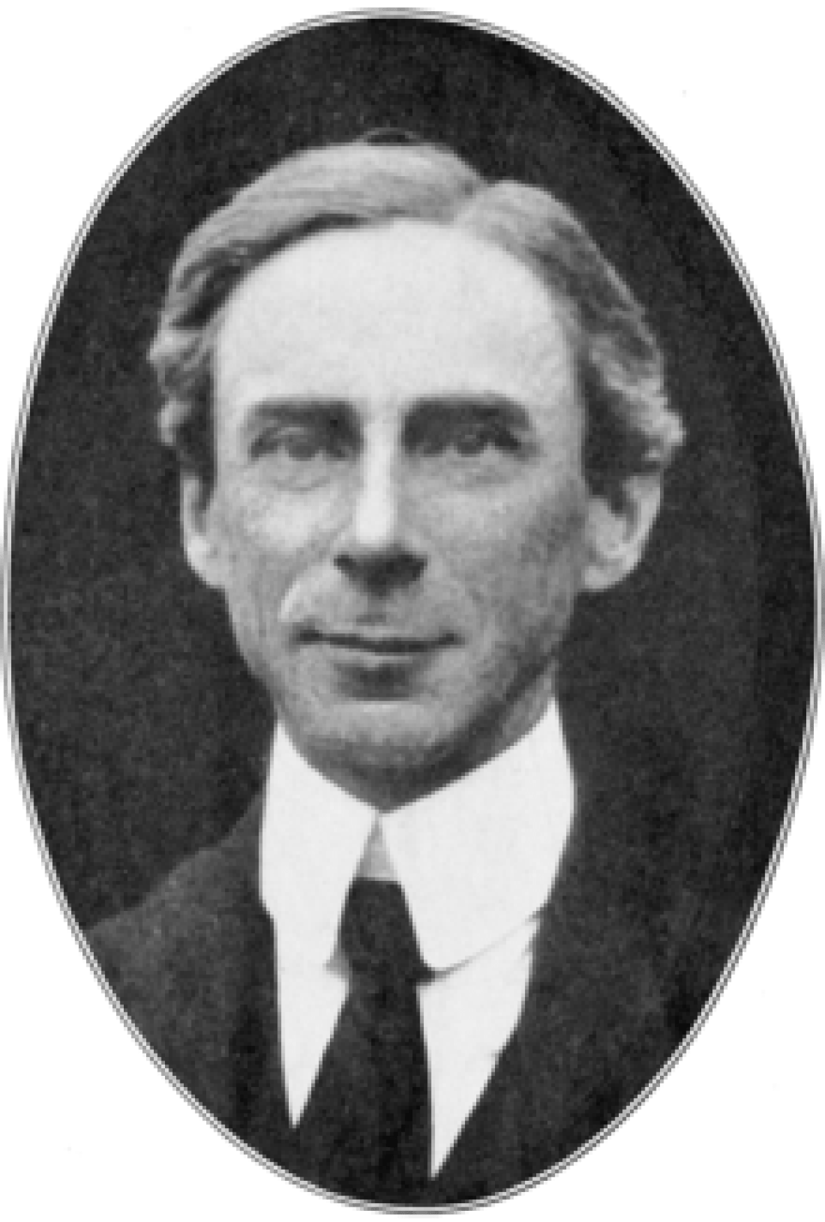 Bertrand Russell died, 1970 (b. 1872).