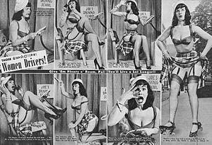 60d62e336 سلسلة من الصور الفوتوغرافية للسائقات النساء