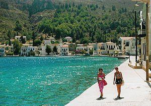 Castellorizzo/Megisti, Dodecaneso - Grecia - 2002
