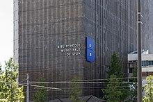 bibliotheque municipale de lyon