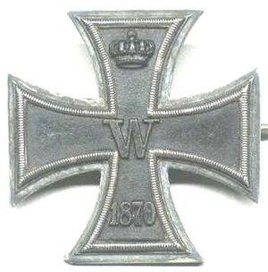 1870 Iron Cross
