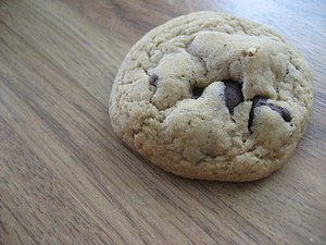 Chocolate chip cookies are dangerous