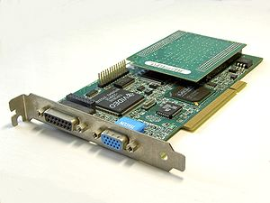 Matrox Millennium II PCI with VRAM Board