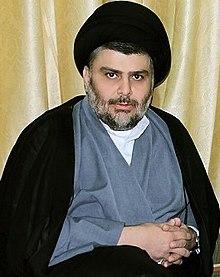 Muqtada al-Sadr - Wikipedia