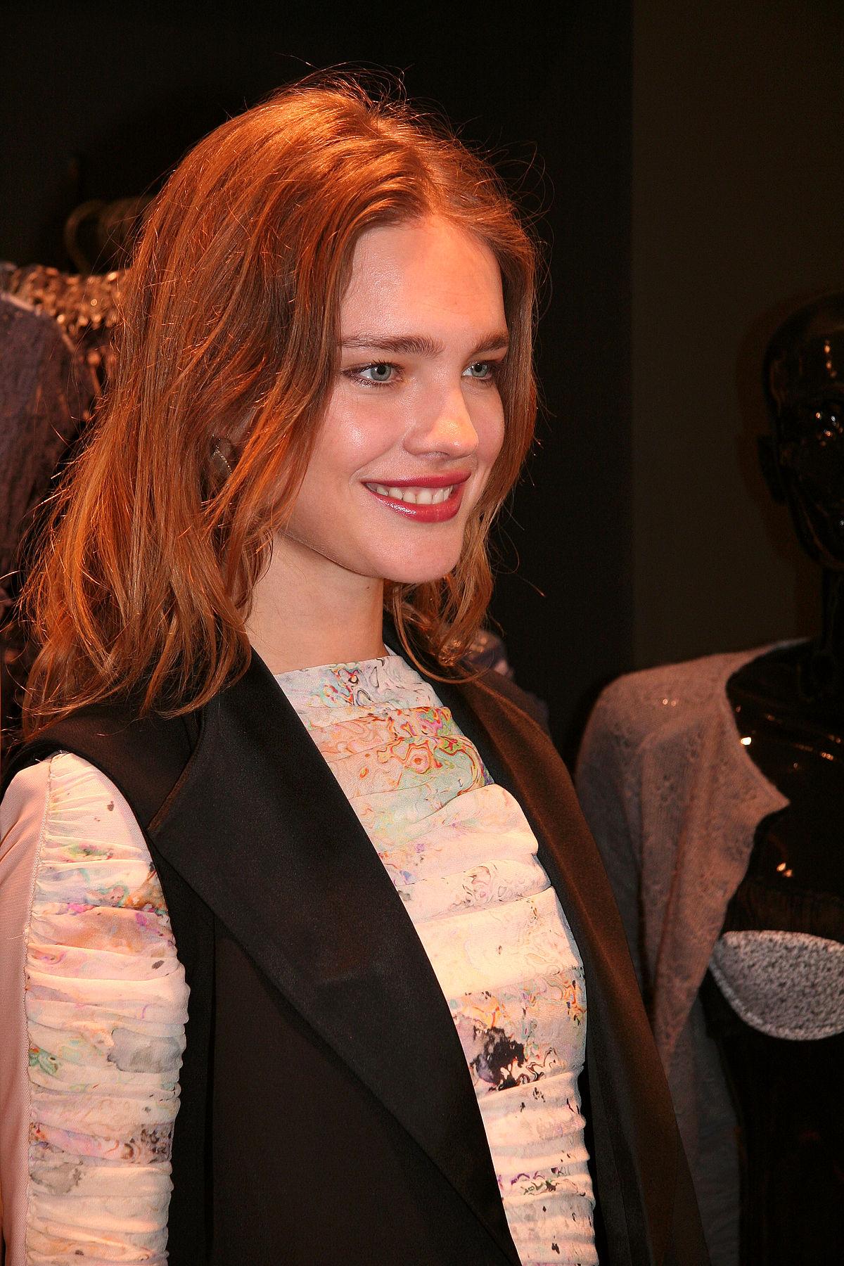 List Of Russian Fashion Models Wikipedia
