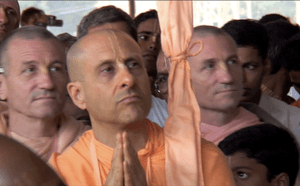 English: Radhanath Swami