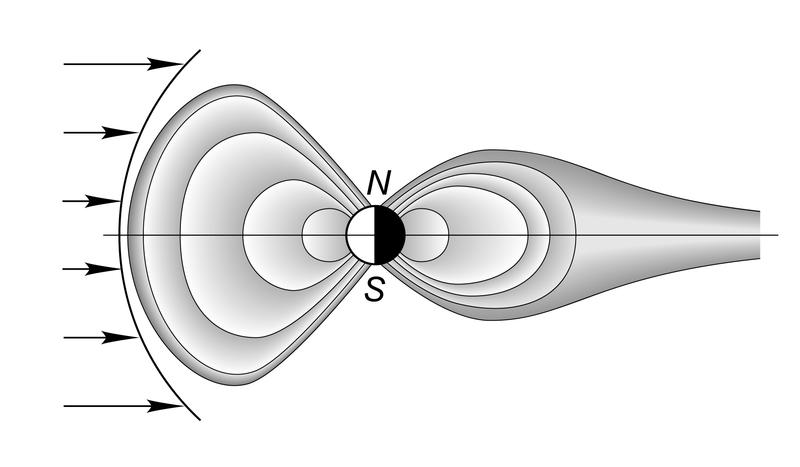 De Archivo: Wind Solar y field.png magnético de la Tierra
