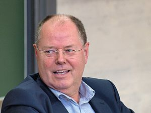 English: Peer Steinbrück (September 2011)