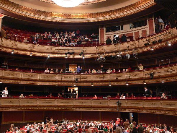 Teatro de la Zarzuela - Wikipedia