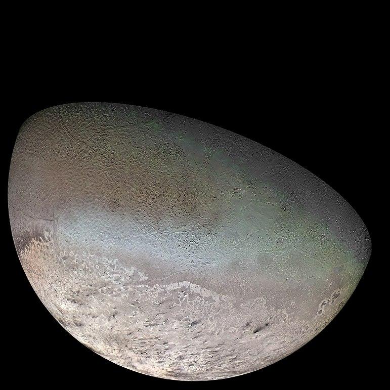नेपच्युन का चन्द्रमा ट्राईटन