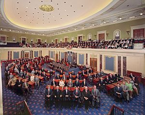 Work of the United States Senate, Credited to ...