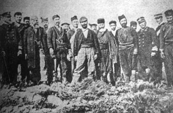 Ομάδα εκπροσώπων της Επανάστασης