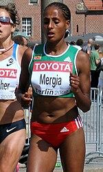 Aselefech Mergia Medessa, etipe corredora  de larga distancia