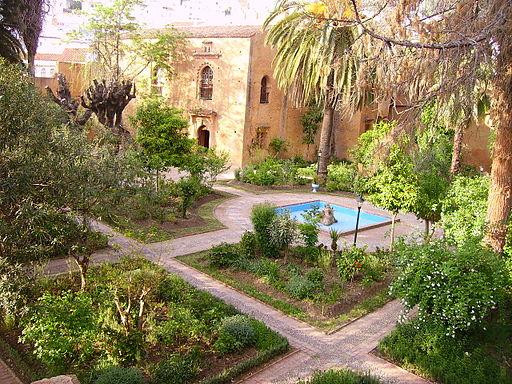 Chefchaouen les jardins de la kasba