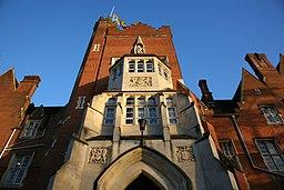 Epsom College main building