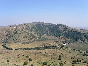 Mount Avital/Tall Abu an Nada