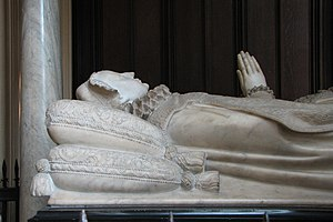 English: Tomb of Mary, Queen of Scots in Westm...