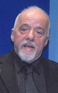 Zürich (Switzerland) - The Brazilian writer Paulo Coelho.
