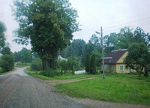 Sėla village, Utena district, Lithuania