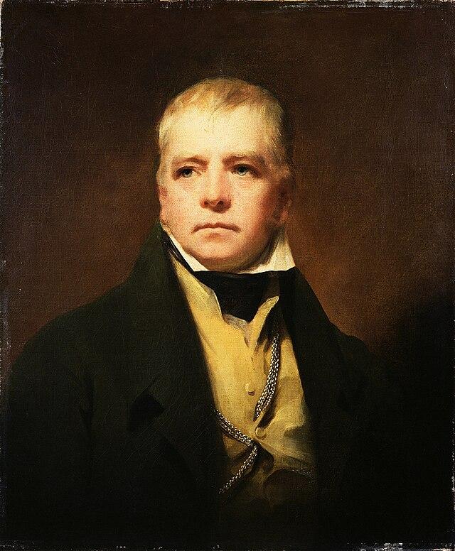 Sir Henry Raeburn - Portrait of Sir Walter Scott.jpg